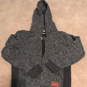 Quiksilver Boys Hooded Sweatshirt